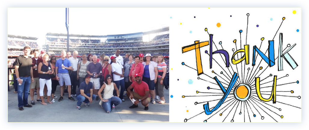 BLH Employee Appreciation Night: A Major League Summer Closer